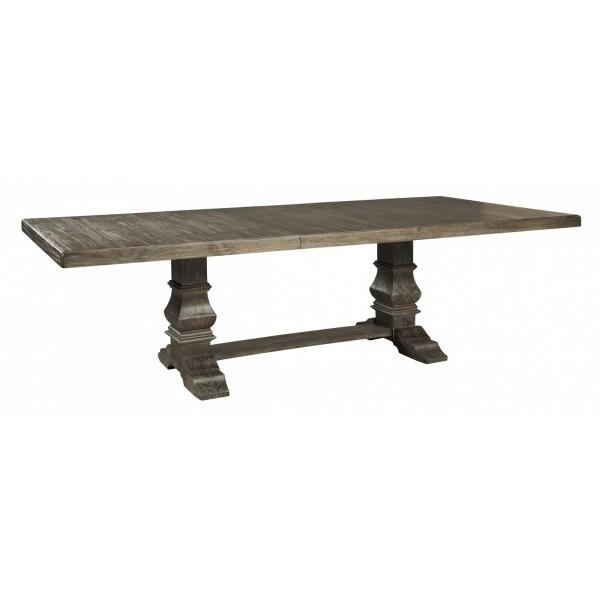 Стол обеденный раскладной ASHLEY D813-55BT