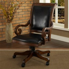 Кресло в кабинет ASHLEY ST-WIN-CHAIR