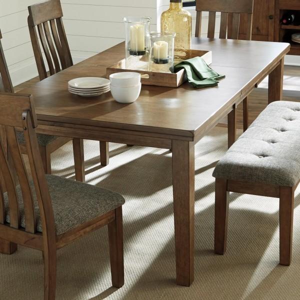 Стол обеденный раскладной ASHLEY D595-35