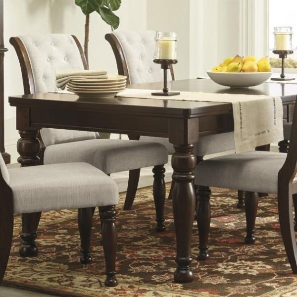 Стол обеденный раскладной ASHLEY  D697-35