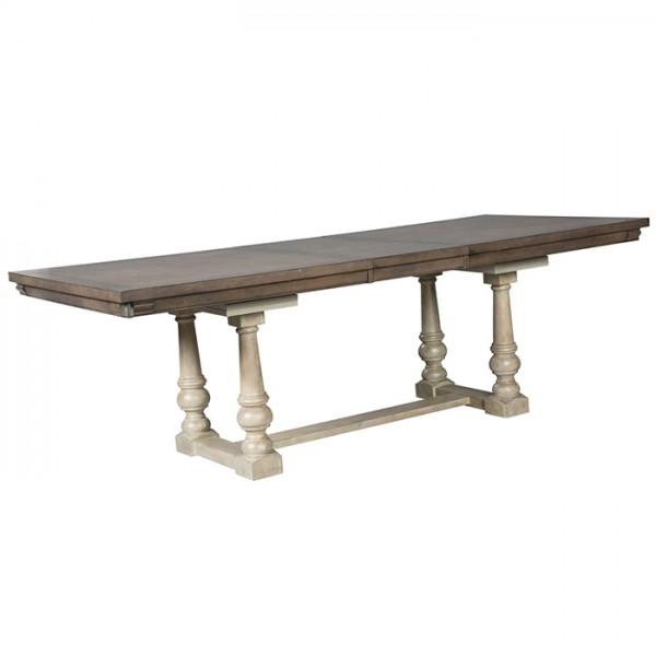 Стол обеденный раскладной ASHLEY D738-55BT