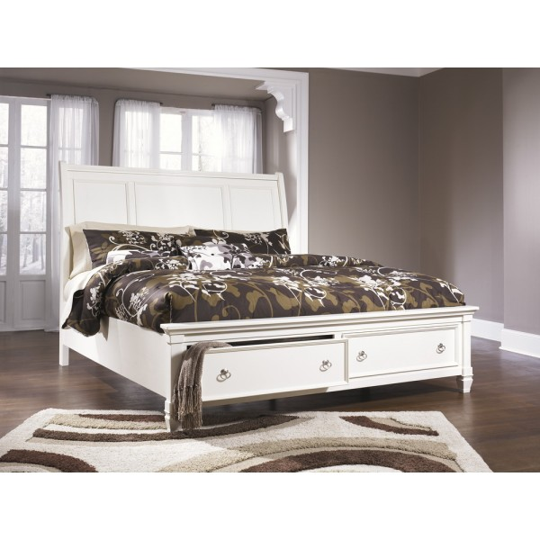 Кровать ASHLEY B672-76/78/99 King