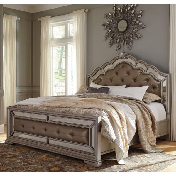 Кровать ASHLEY B720-56/58/97  King