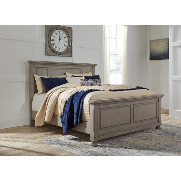 Кровать ASHLEY B733-56-58-97 King
