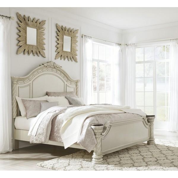 Кровать ASHLEY B750-56-58-97 King