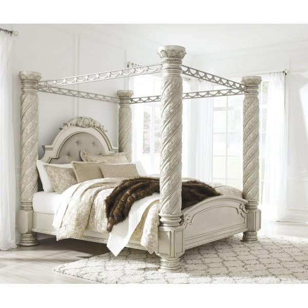 Кровать ASHLEY B750-50-51-62-72-99 King