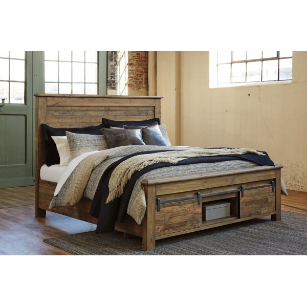 Кровать ASHLEY B775-74S-77-98S Queen
